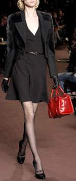 a line dress loewe