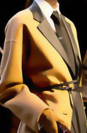 Hermes coat