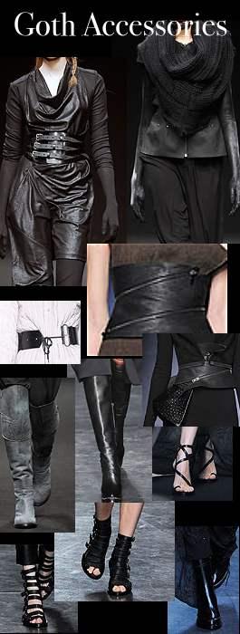 goth Accessories