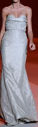 long skirt Carolina Herrera