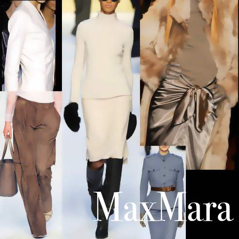 maxmara fashion designer
