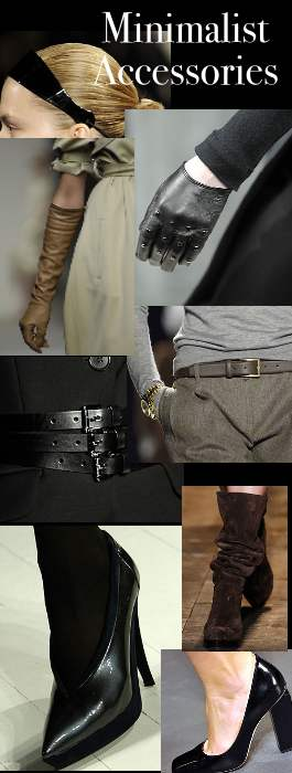 minimalist accessories