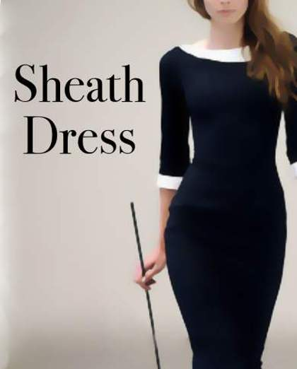 I bought a lovely gold sheath dress for a Christmas party and wanted to know what color shoes to wear with it? I'm stumped. Thanks, Lisa. Hi Lisa, This is a tricky one. Any shiny or sparkly metallic dress is automatically going to command a lot of attention. What to wear with a Bronze or Pewter dress. Bronze is gold mixed with black.
