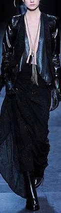 long skirt Ann Demeulemeester