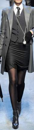 pencil skirt Hermès