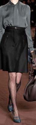 a-line skirt Loewe