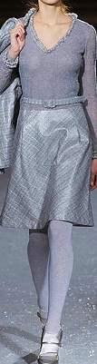 a-line skirt Luisa Beccaria