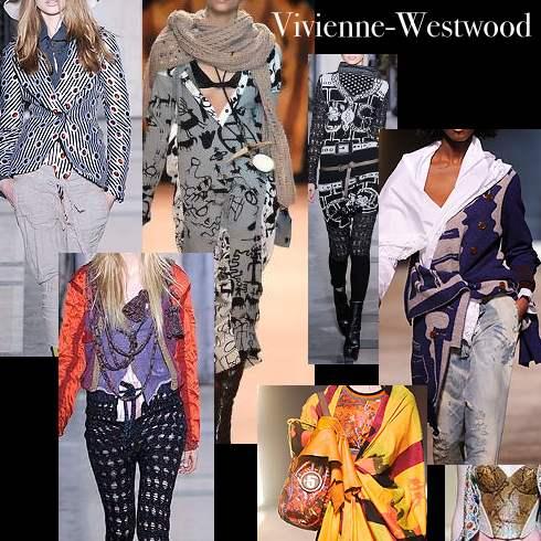 Vivienne Westwood boho style